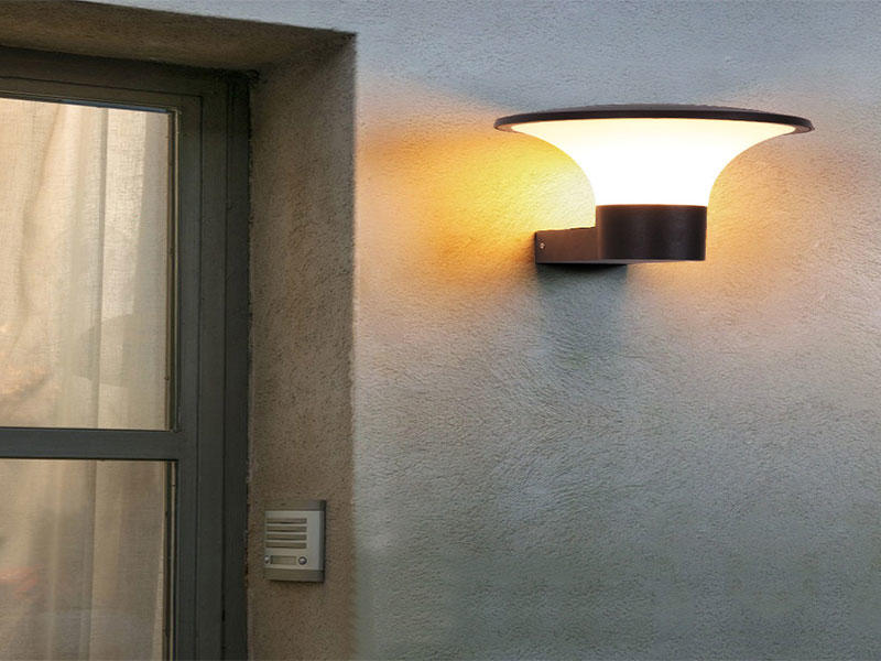 Wall Light Application places