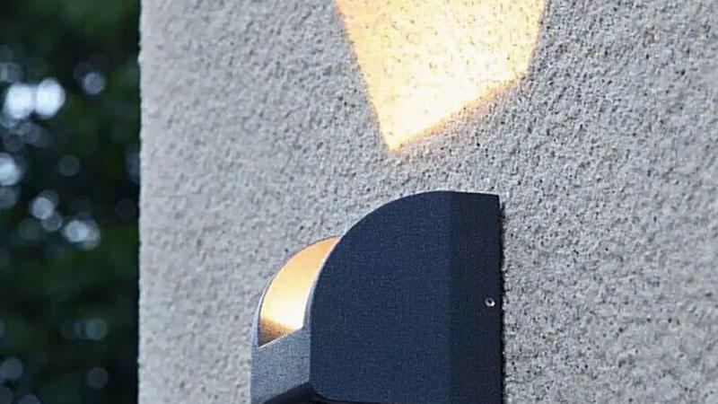 LED Wall Lamp Video