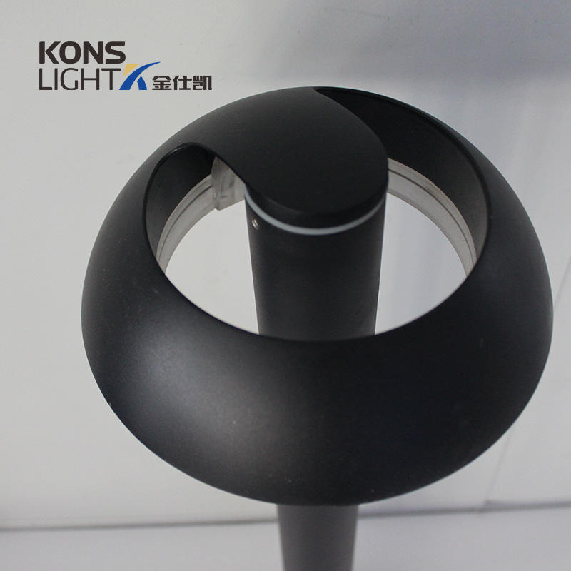 10W LED Lawn Light Aluminum+PVC housing IP65
