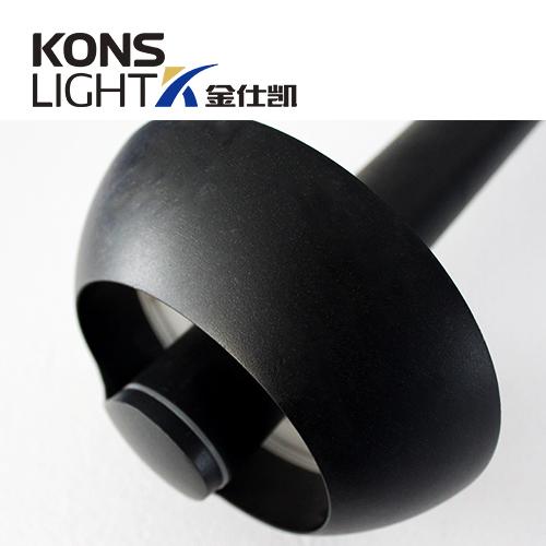 Kons-High-quality 10w Led Lawn Light Aluminum+pvc Housing Ip65-1