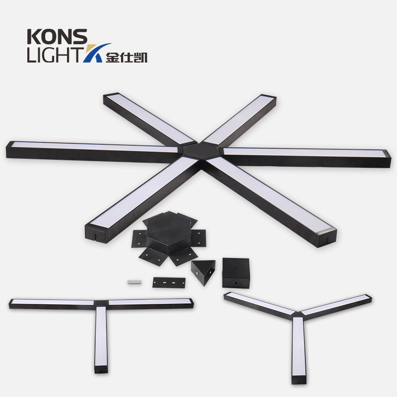 Kons-Manufacturer Of Led Surface Panel Light 9-72w Led Pendant Panel Light 3000k-6000k-1
