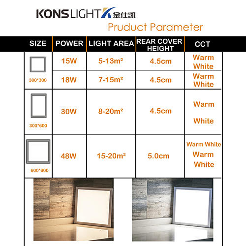 concise diecasting led pendant light ceiling Kons company