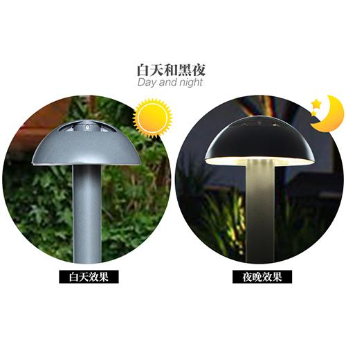 Kons-High-quality 10w Led Lawn Light Aluminum+pvc Housing Ip65-5
