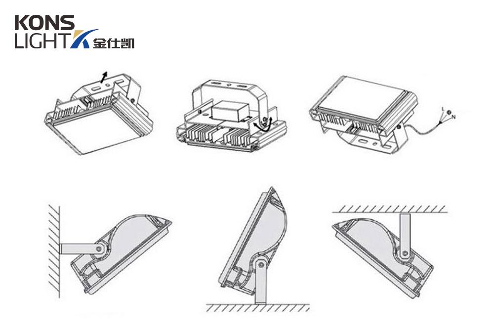 Kons-Find Led Light Supplier exterior Led Lighting-3