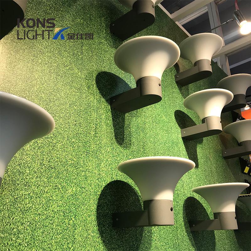 Kons-Manufacturer Of 5w Led Solar Wall Light Inner Switch Warm White-2