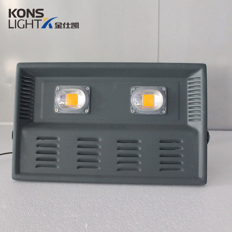 Kons-Led Light Supplier Led Cob Flood Light 50w Ip65 Die-casting Aluminium+acrylic-1