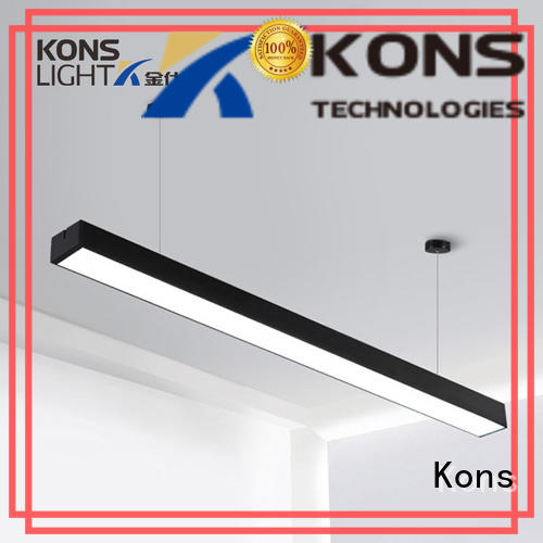 circular warranty led Kons Brand led office lighting manufacture