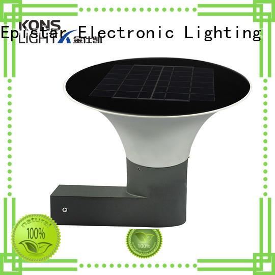 switch bright solar lights energy saving warm Kons Brand