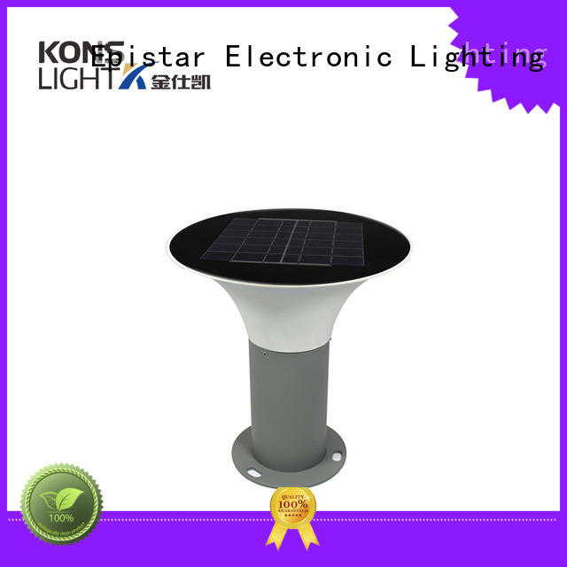 switch inner led Kons Brand solar lawn light supplier