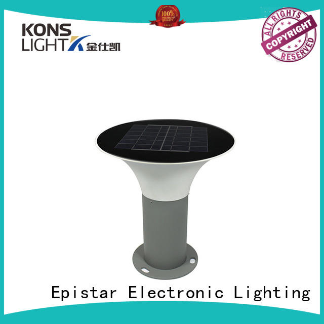 efficiency outdoor lawn lights aluminium led Kons Brand