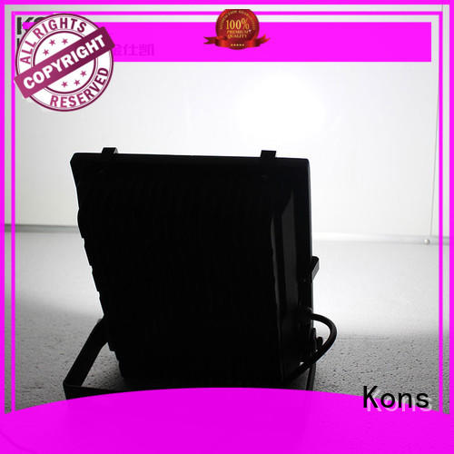 cob corrosion white Kons Brand led flood light manufacturers factory