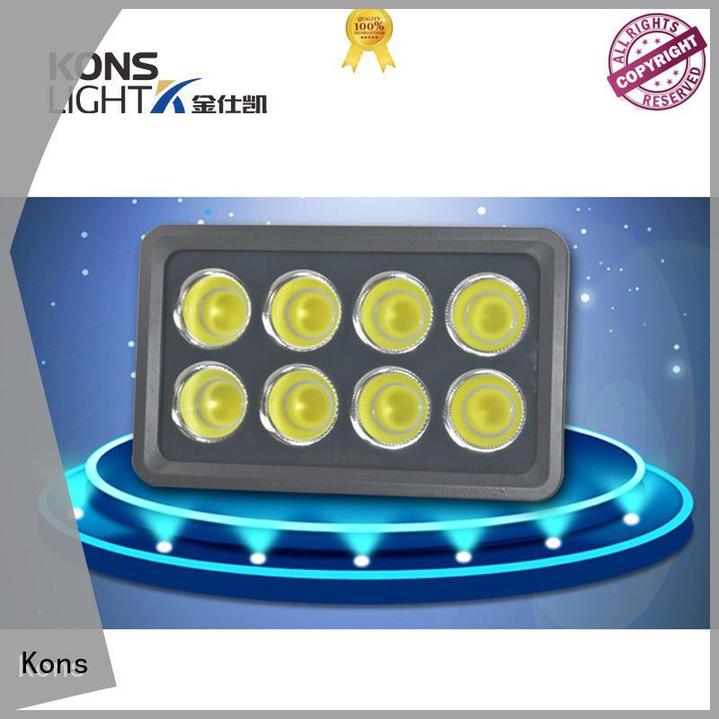 Hot led flood light manufacturers distance Kons Brand