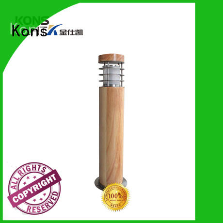 garden post lights ip65 pvc Warranty Kons