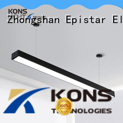 Kons circular led surface panel light in stock for kitchen
