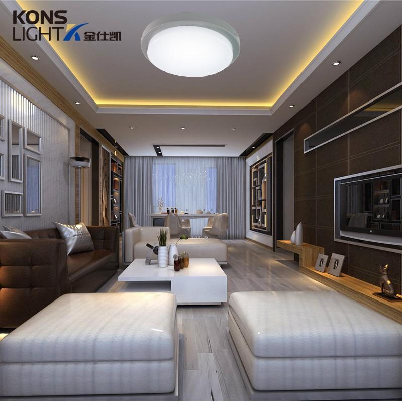 Kons-12-18w Led Surface Panel Light Circular 3 Years Warranty-5