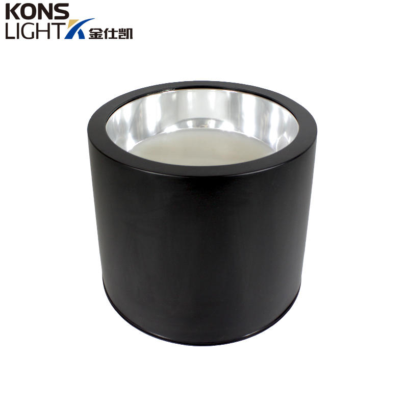 LED Downlight 35W Black Die-Casting Aluminum