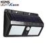 bright solar lights warm energy saving waterproof solar wall light manufacture