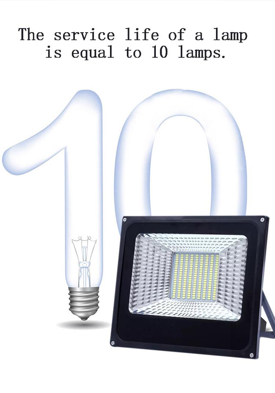 Kons-Find Led Light Wholesale led Area Flood Lights On Epistar Electronic Lighting-5