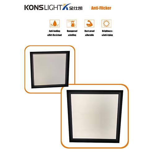 Kons-High-quality Square Led Panel Light | 20w-45w Led Pendant Panel Light 3000k-6000k