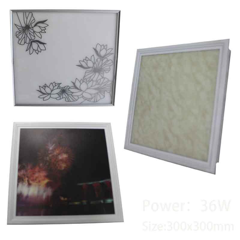 Kons-High-quality Square Led Panel Light | 20w-45w Led Pendant Panel Light 3000k-6000k-2