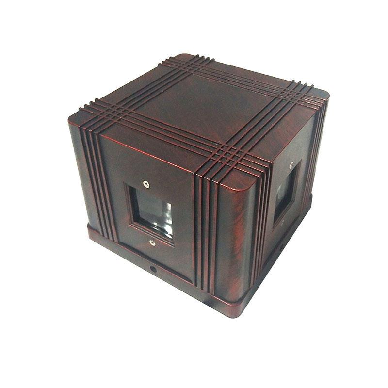 8W LED Cross star light10° Beam 3000K waterproof Warranty 3 years