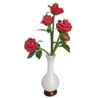 LED Rose lamp 2W 50hz  Warranty 3 years