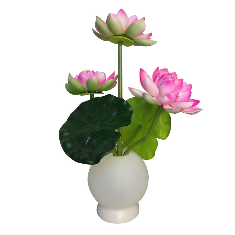 LED Lotus lamp 3W 50hz  Warranty 3 years