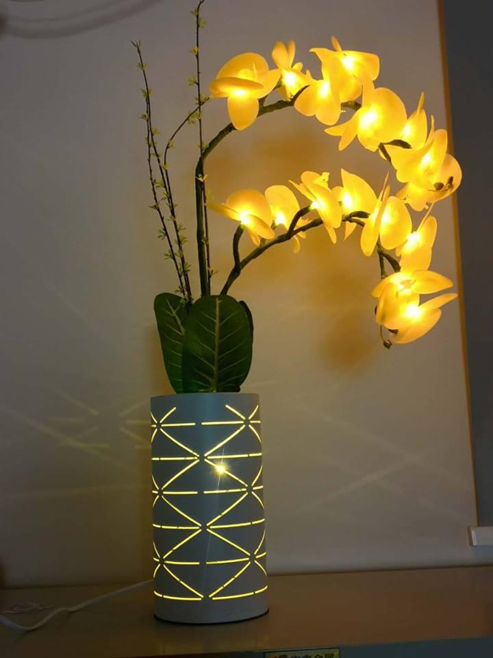 Kons-Led Butterfly Orchid Lamp 4w 50hz Warranty 3 Years-epistar Electronic Lighting-4