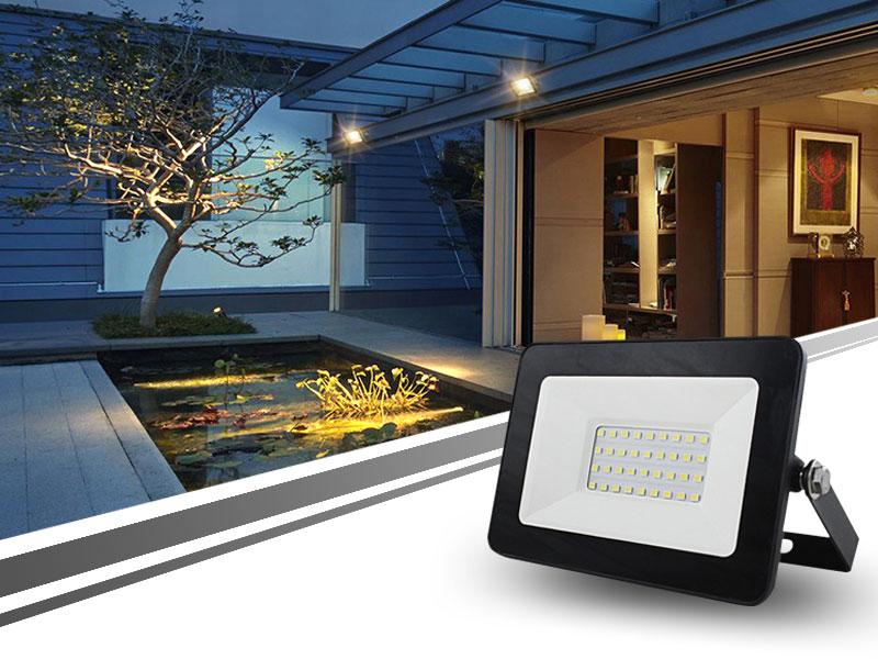 Kons-Led Garden Flood Lights Supplier, Exterior Led Lighting | Kons-3