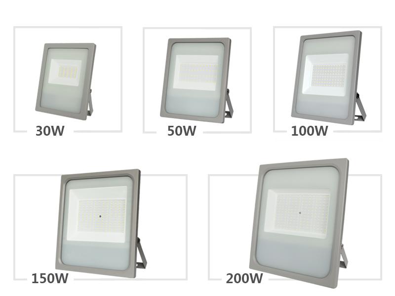 Kons-Led Light Supplier, Led Smd 20w-200w 120° Beam Ip65 Waterproof