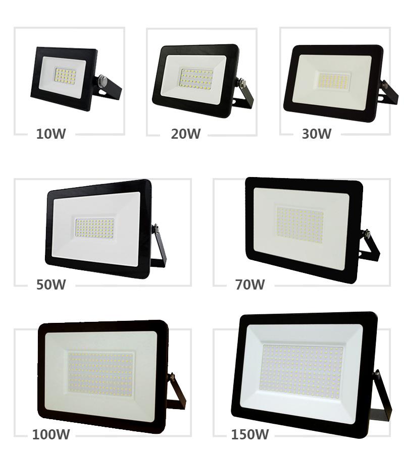 Kons-Led Flood Lamps Outdoor, Led Light Wholesale Price List | Kons-1
