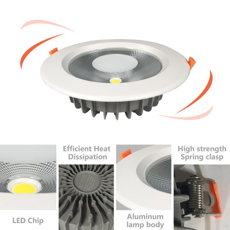 Kons-Down Light Manufacturer, Led Ceiling Spotlights | Kons-1