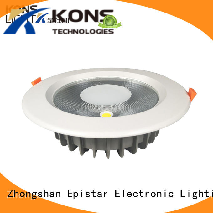 downlight 30° for commercial project Kons