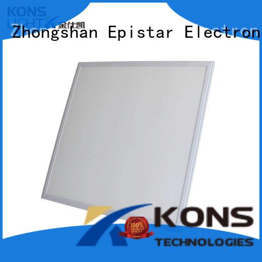 Kons no stroboscopic led panel light source now for public room