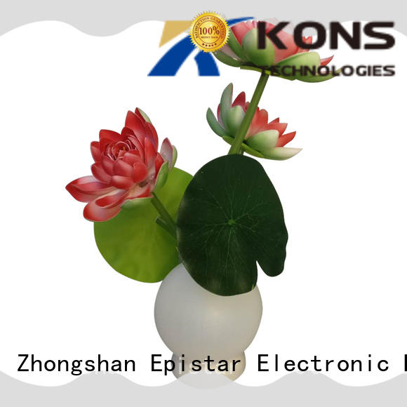 Kons low cost LED calla lamp wholesale for Christmas