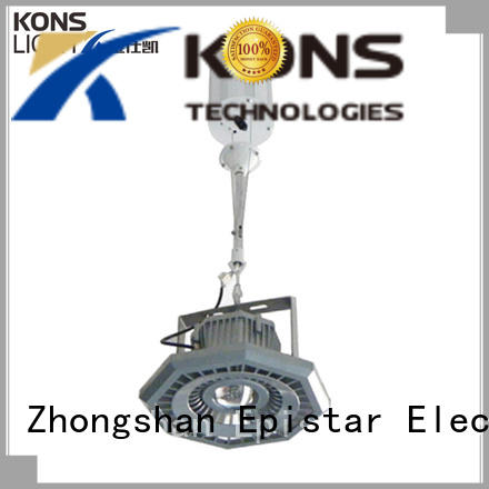 remote lighting lifter 50w for warehouse Kons