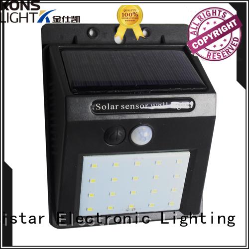 outdoor switch ip65 solar wall light energy saving Kons Brand