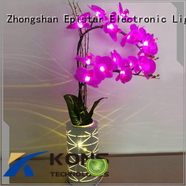 4w flower Light factory for Christmas