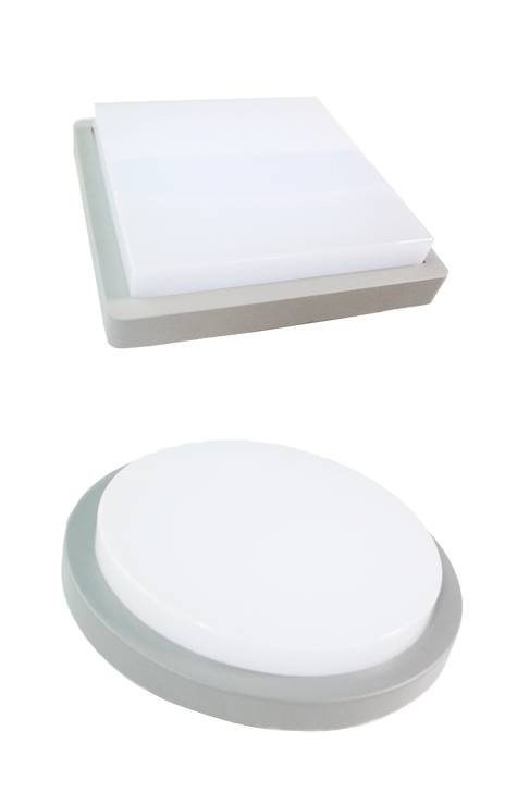 Kons-Square Led Panel Light | 12-18w Led Ceiling Light Circular 3 Years Warranty