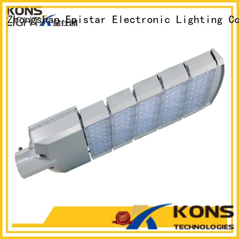 Kons modern design led street light manufacturers luminous for road lighting