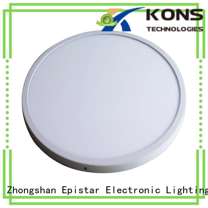 3000k6000k led panel light from China for commercial uses Kons
