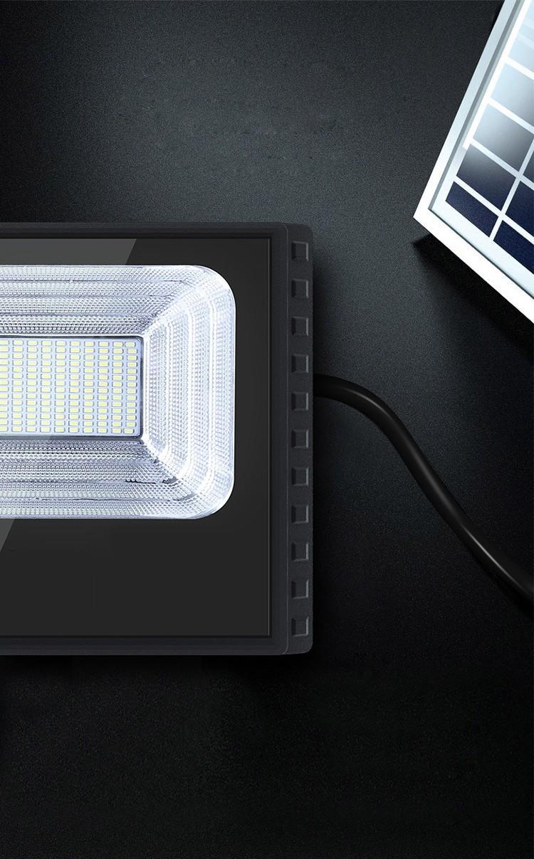 Kons-Led Landscape Flood Lights   Waterproof Solar Lamp Outdoor Spotlight 30w-90w-2